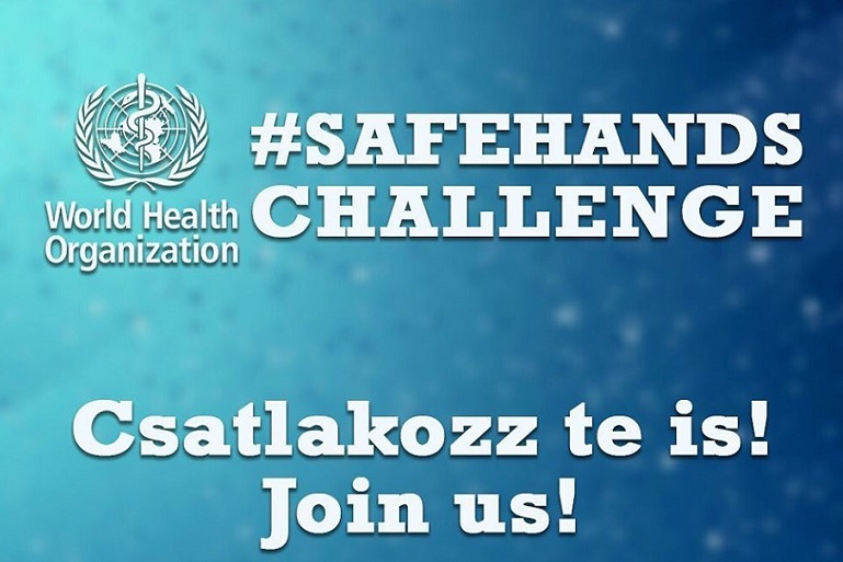 #SAFEHANDS Challenge  - Join us!